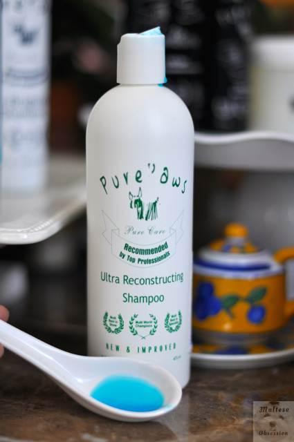 Pure Paws Ultra Reconstructing Shampoo